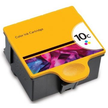 Refurbished Tri-Colour Kodak 10 Ink Cartridge (Replaces 3947066 Inkjet Printer Cartridge